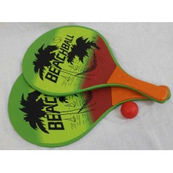 Beach Bat & Ball Set