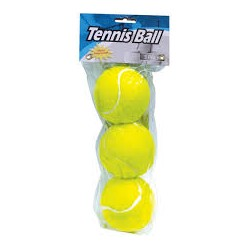 Ball - tennis pack of 3