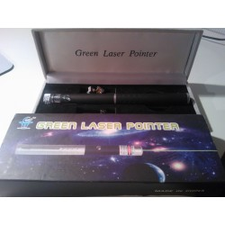 Laser pointer - green