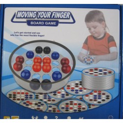Moving your Fingers game
