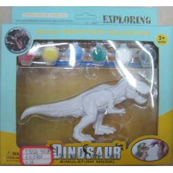 Dinosaur painting kit