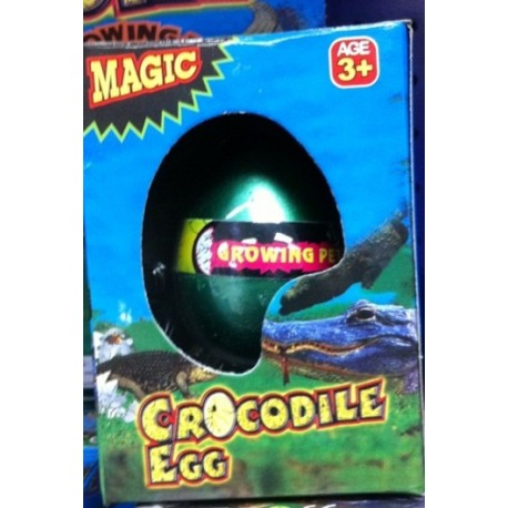 Grow Egg - Crocodile